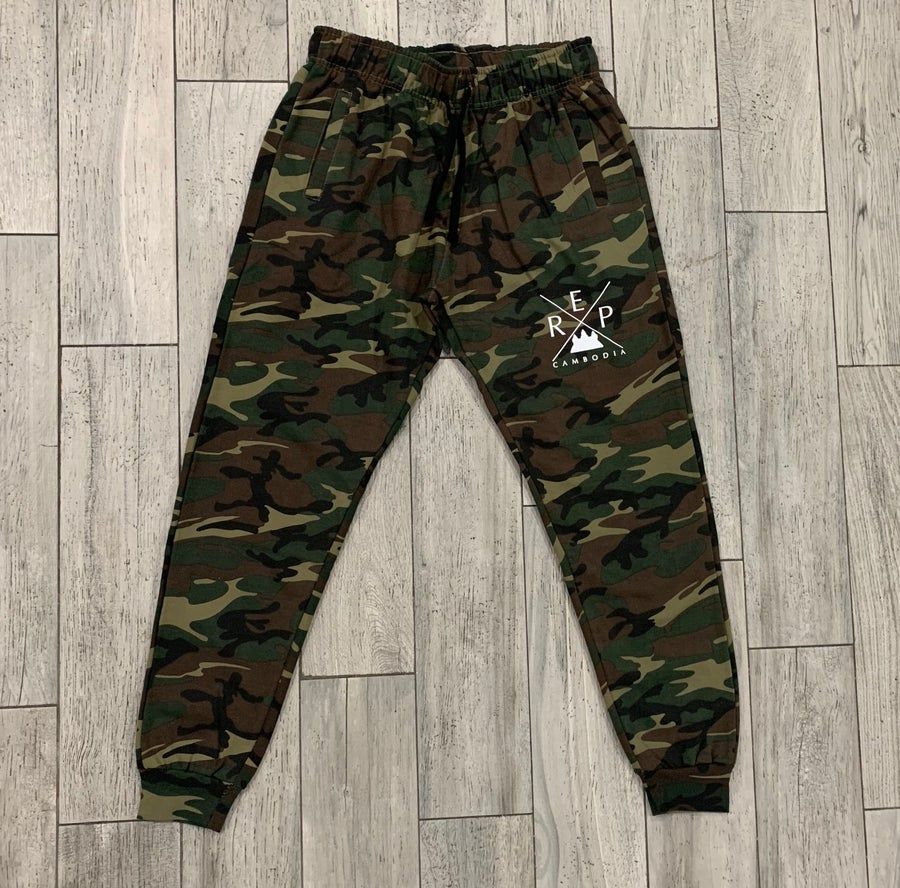 Image of Camo X Jogger