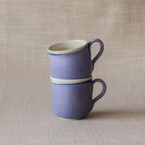 Image of EARTHY PURPLE MUG