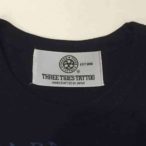 Image of TTT LOGO G HANNYA T BLACK