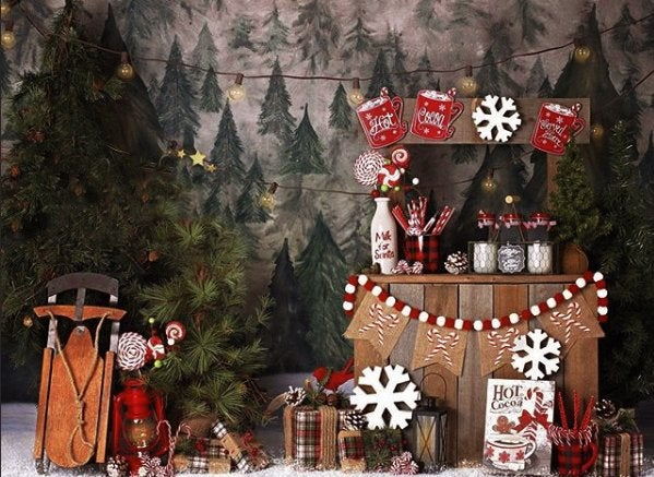 Image of 2nd December - Vintage Christmas Mini Session