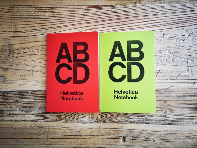 Image of Cuadernos Helvetica