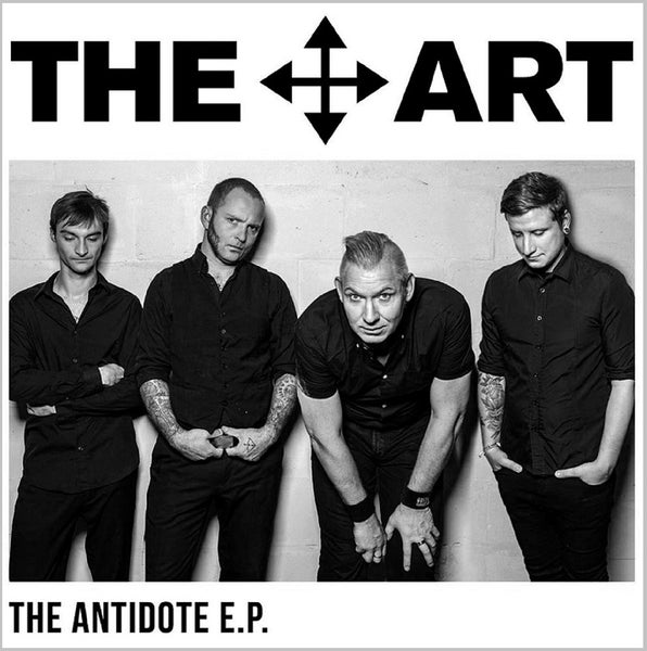 Image of The Art - Antidote EP (12-Inch)