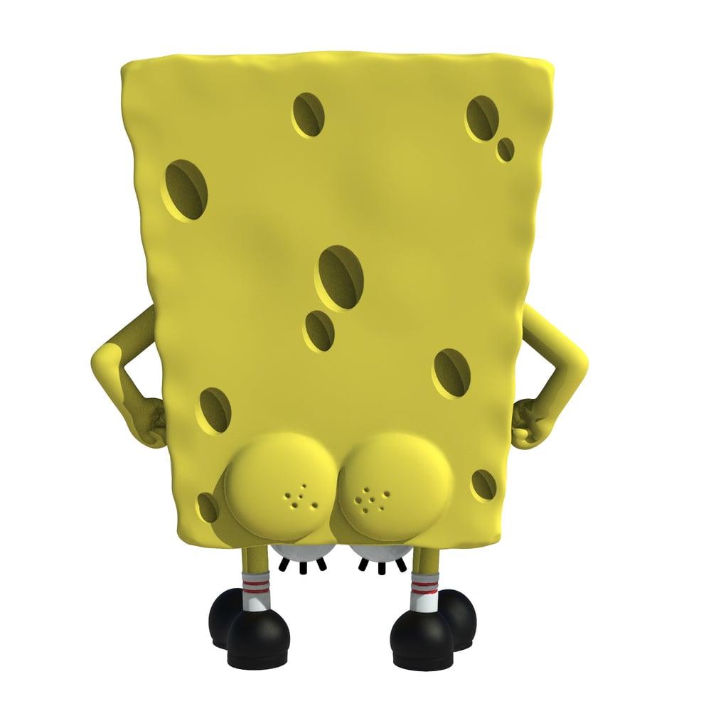 Image of [PREORDER] Spongeballs (Bob's Balls Edition)