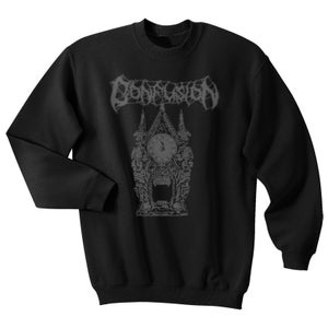 "Image of Confusion ""Clock Tower"" sweater"