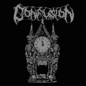 Image of Confusion - Clock Tower t-shirt [black]