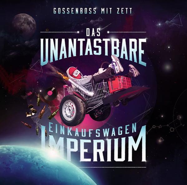 Image of Das unantastbare Einkaufswagen-Imperium