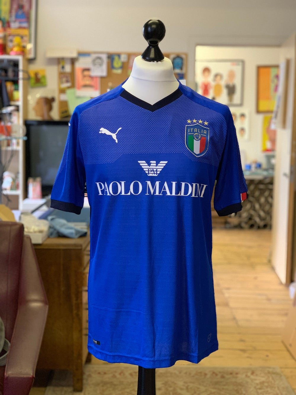 Italy Paolo Maldini
