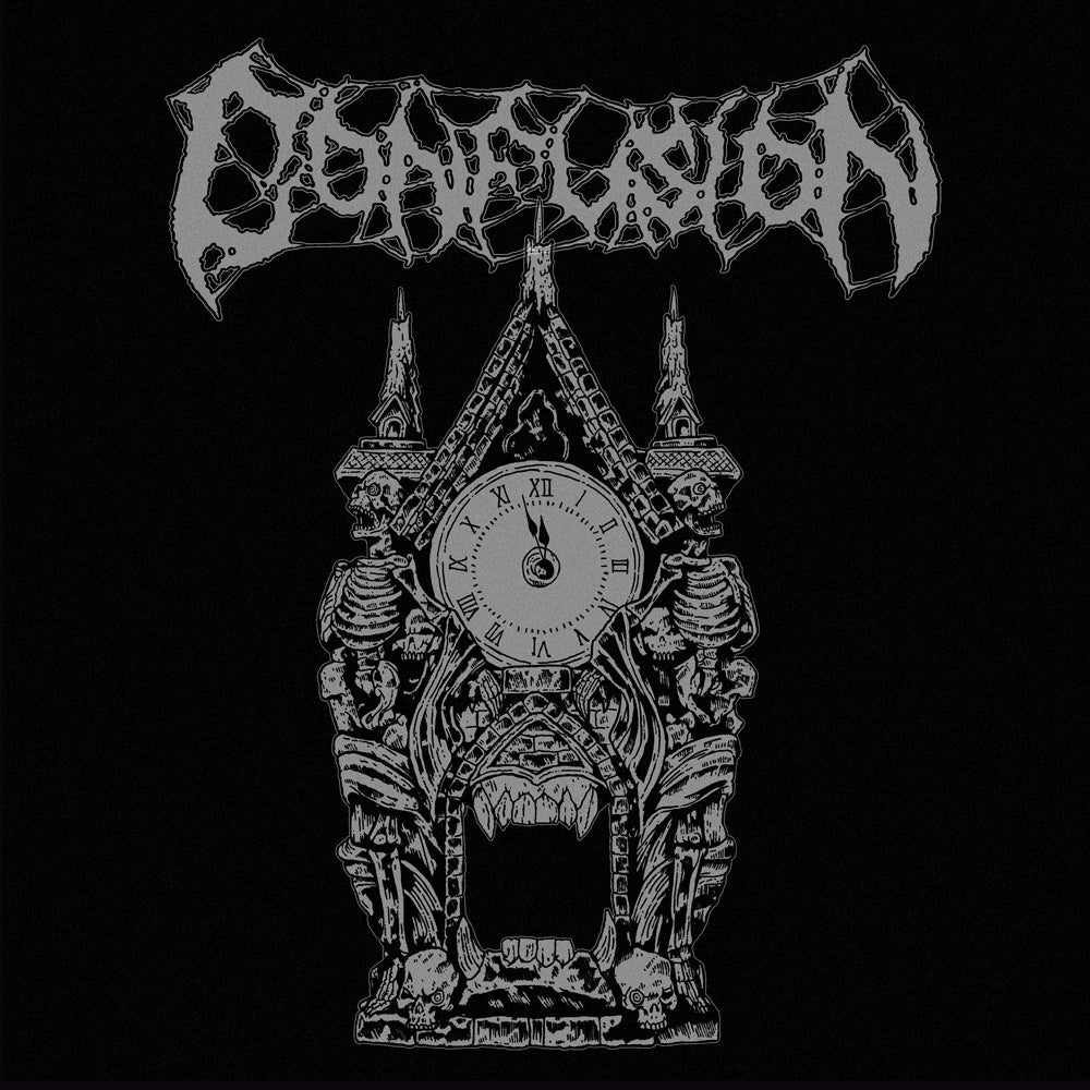 Image of Clock tower - Confusion back patch
