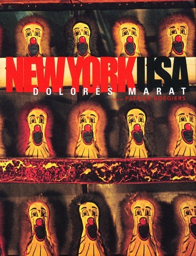 Image of New-York Usa Dolores Marat livre signé