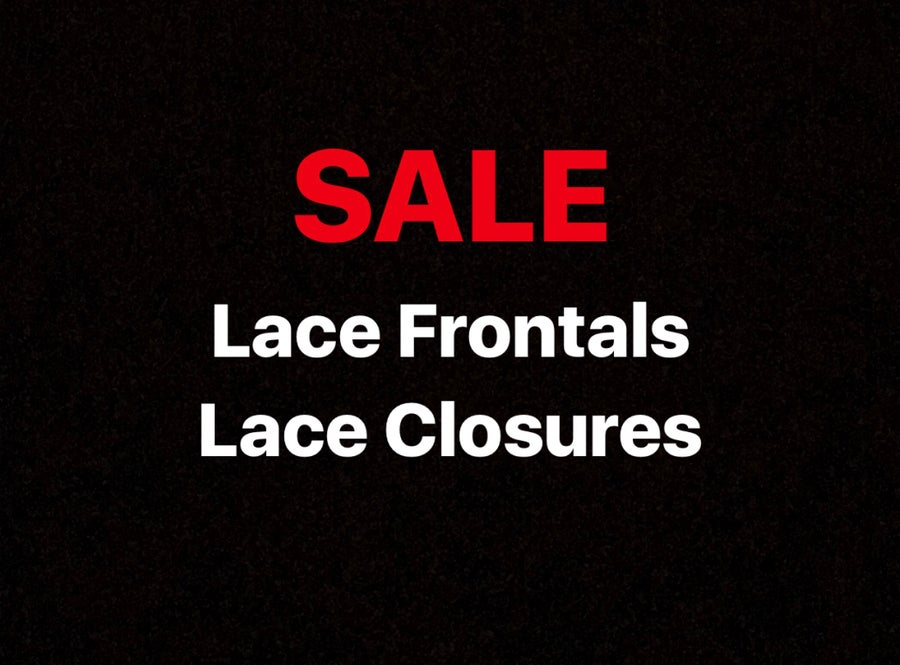 Image of Frontal & Closure Sale