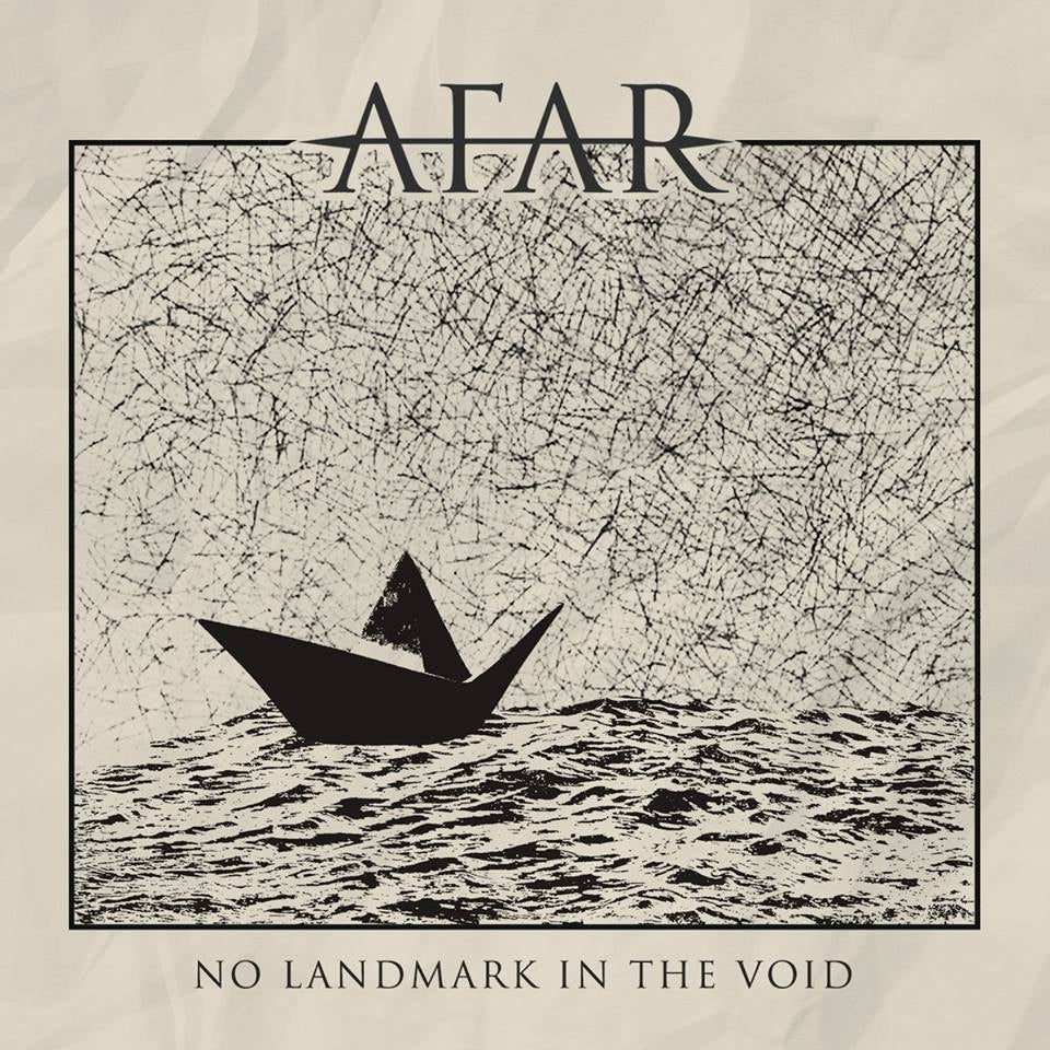 """Image of AFAR - EP """"No Landmark In The Void"""" (CD)"""