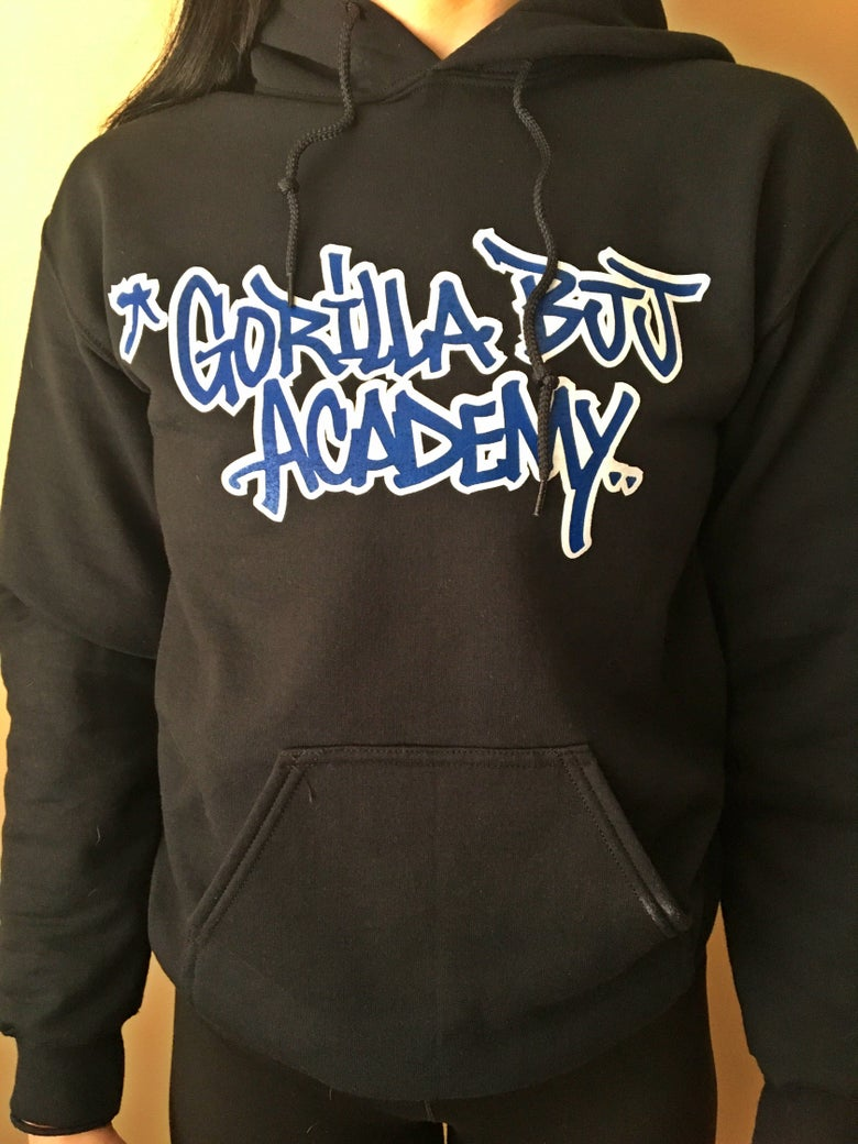 Image of Gorilla BJJ Academy Pullover