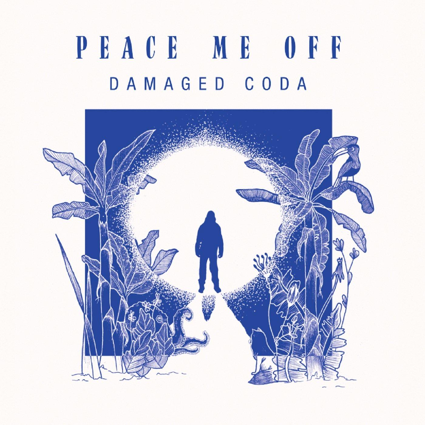 "Image of PEACE ME OFF - EP ""DAMAGED CODA"" (CD/VINYL)"