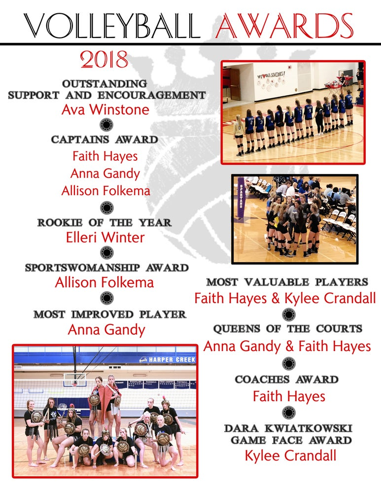Image of HCVB Gladiator Awards program
