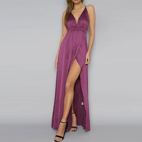Image of Brianna Gown Purple