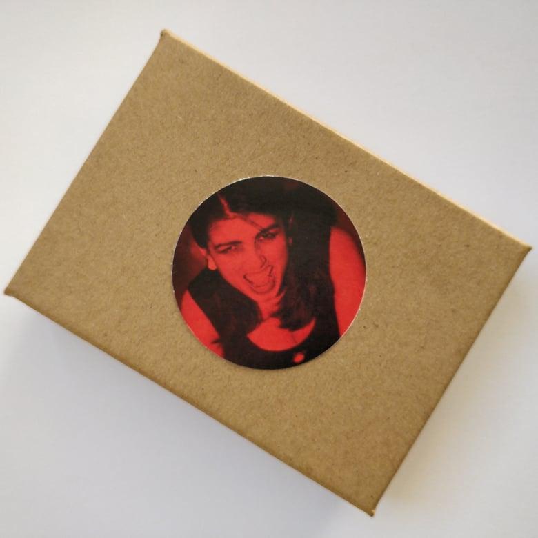 Image of ACCHIAPPASHPIRT - Sangue Macchiato / Gjak I Ndotur - by004 - cassette ltd. ed.