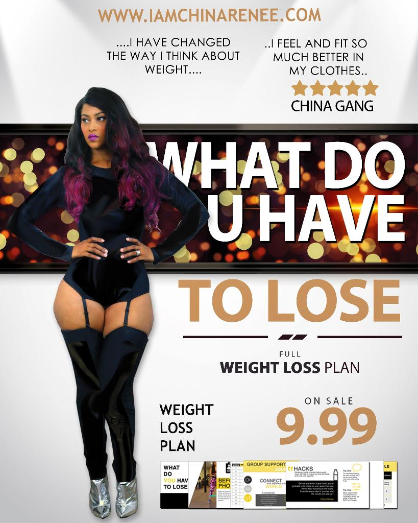 What Do You Have To Lose | Weight Loss CHALLENGE