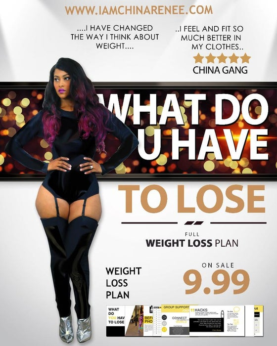 Image of What Do You Have To Lose | Weight Loss CHALLENGE