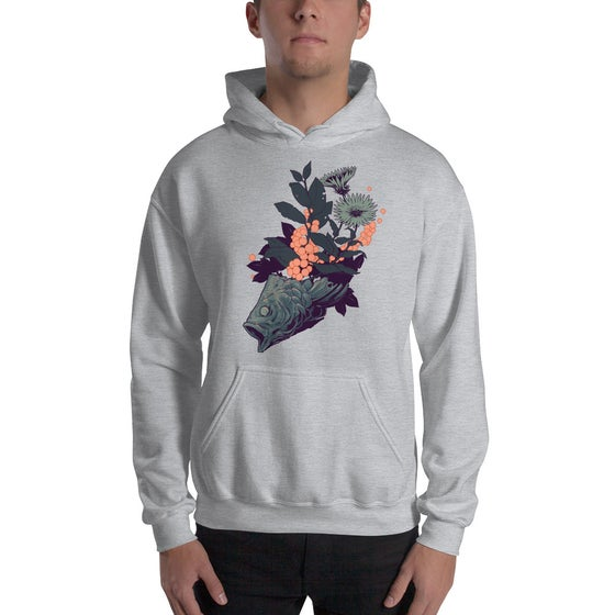 Image of Fish Berries Hoodie