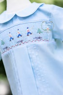 Image 3 of Boy's Smocked Nutcracker Collection