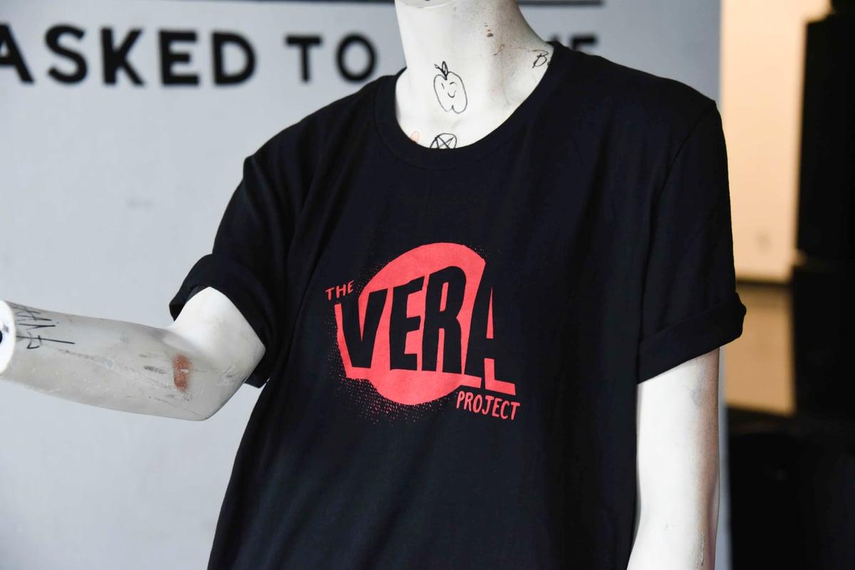 Vera Logo Tee