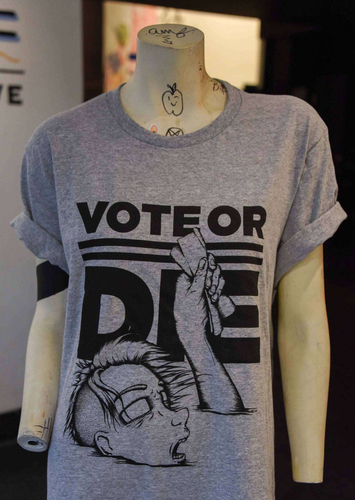Image of Vote or Die Tee