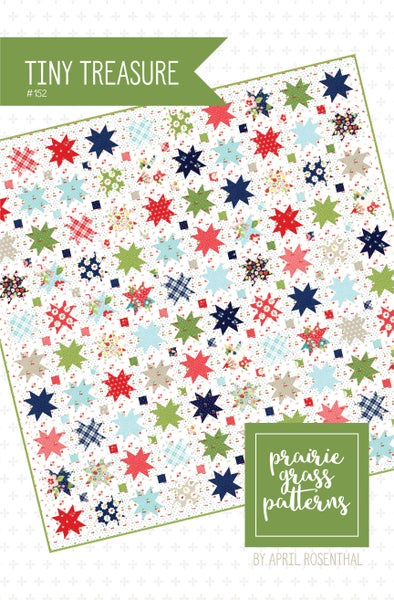 Image of Tiny Treasure Paper Pattern #152