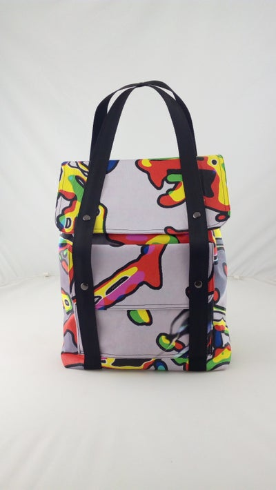 Image of The Locking Backpack