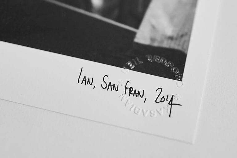 Image of IAN, SAN FRAN, 2014
