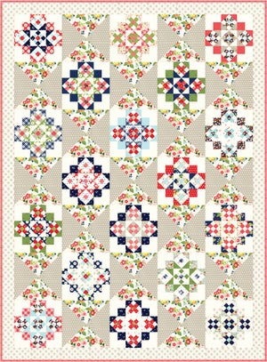 Image of Orchard House Paper Pattern #153