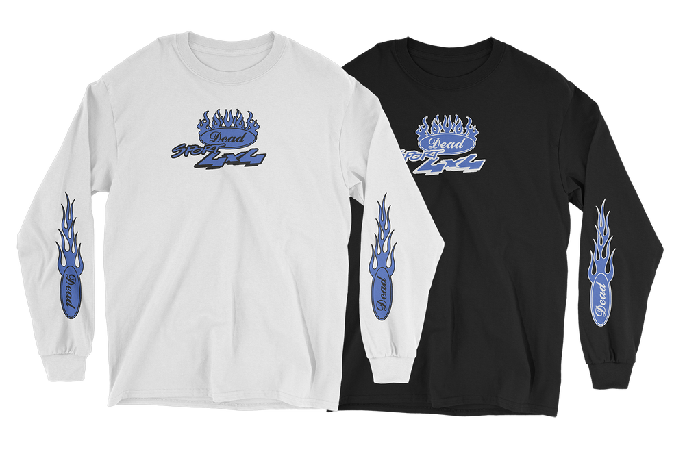 """Image of """"DeadSport4x4"""" long sleeve"""