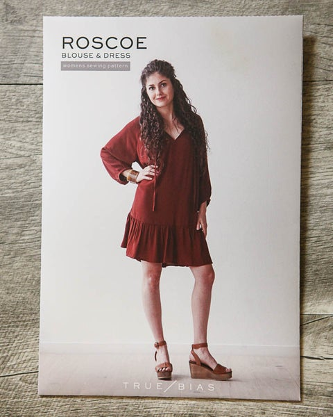 Image of ROSCOE BLOUSE & DRESS (PAPER)