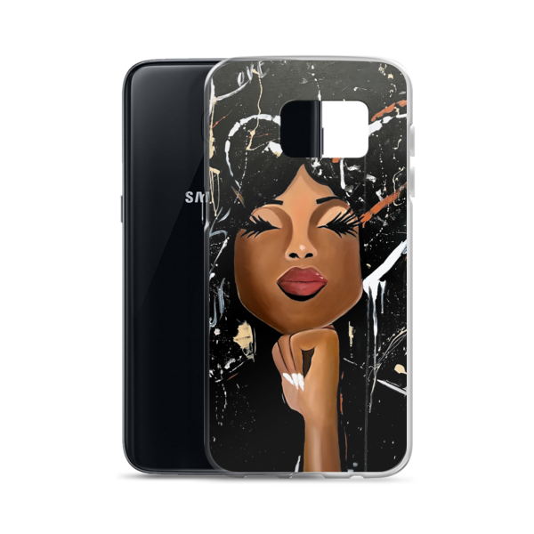Image of Brown Sugar Samsung Case