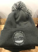 Image of Spirit of 58 Beanie Graphite grey /light grey