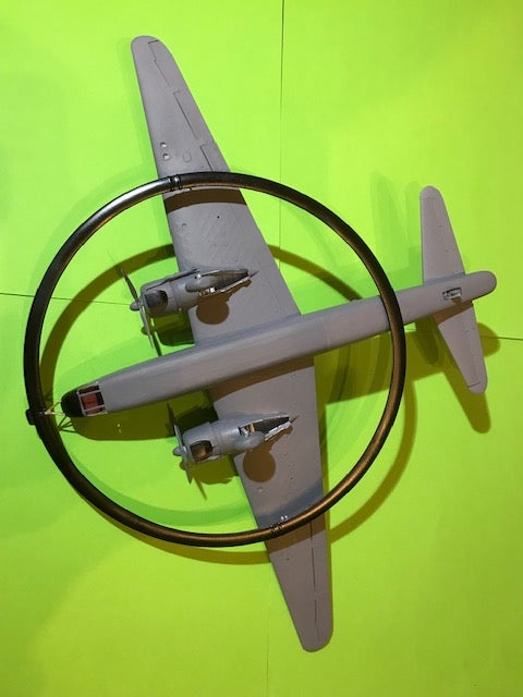 Image of DWI Wellington conversion for 1/72 Airfix Wellington Mk.1A/C