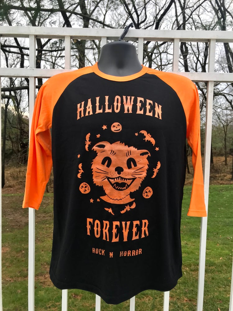Image of Halloween Forever 3/4 Sleeve PREORDER