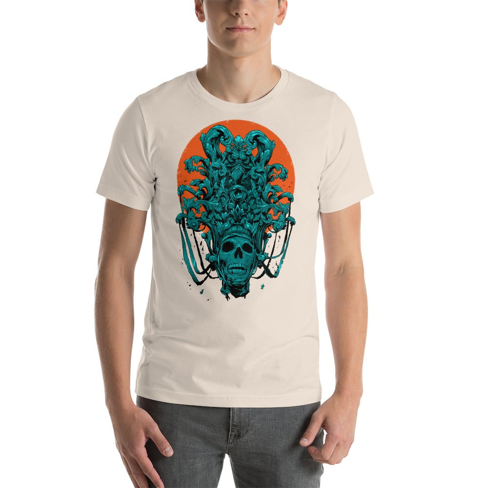 Image of Ornamental Burial Helmet Tee