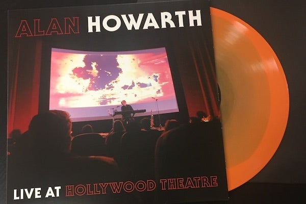 Image of Alan Howarth Live at the Hollywood Theatre