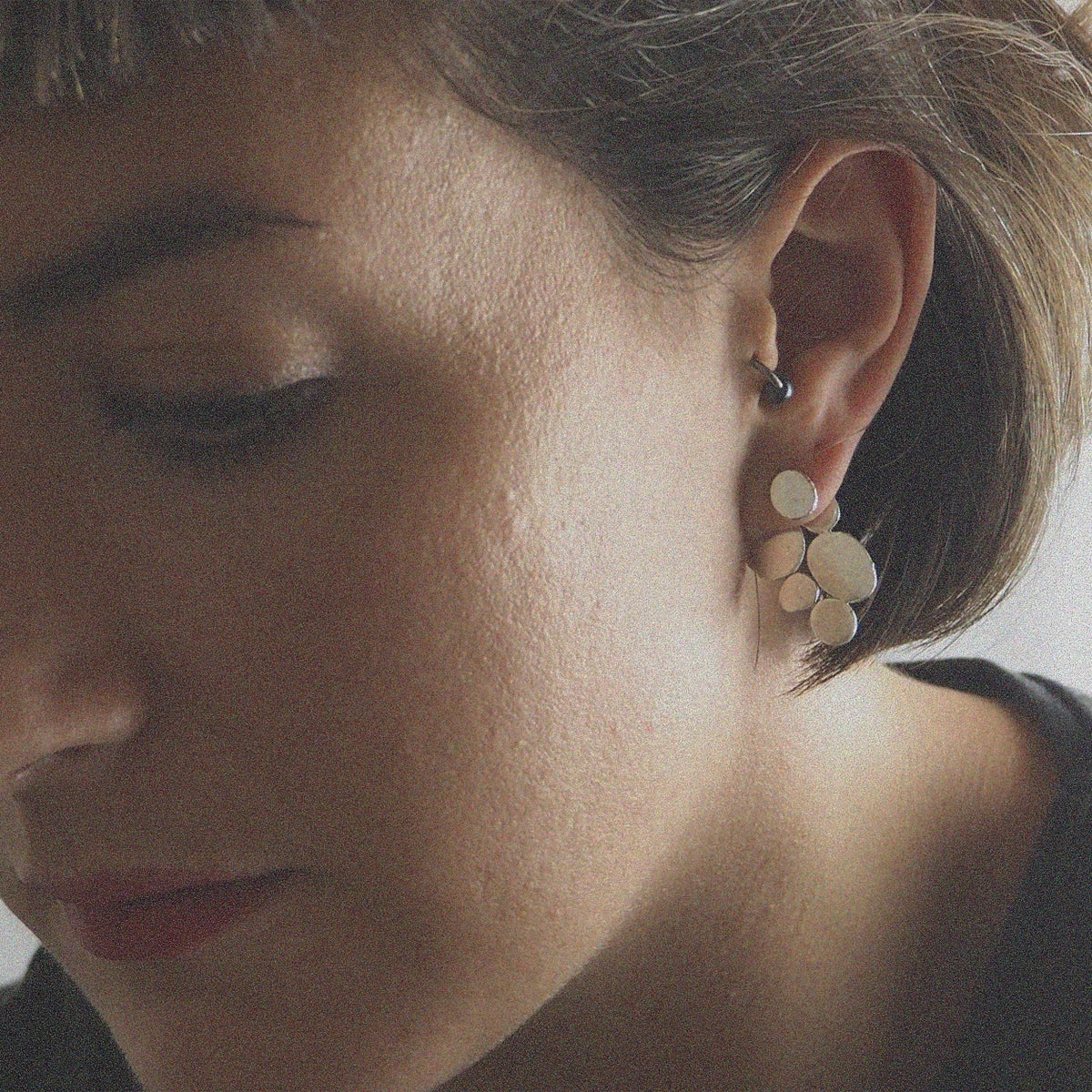 Image of Our Super Paola Earring Jacket Combo