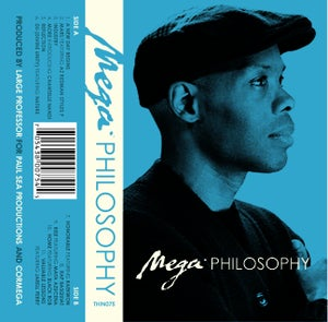 "Image of CORMEGA ""MEGA PHILOSOPHY"" Cassette Special Limited Edition Reissue"