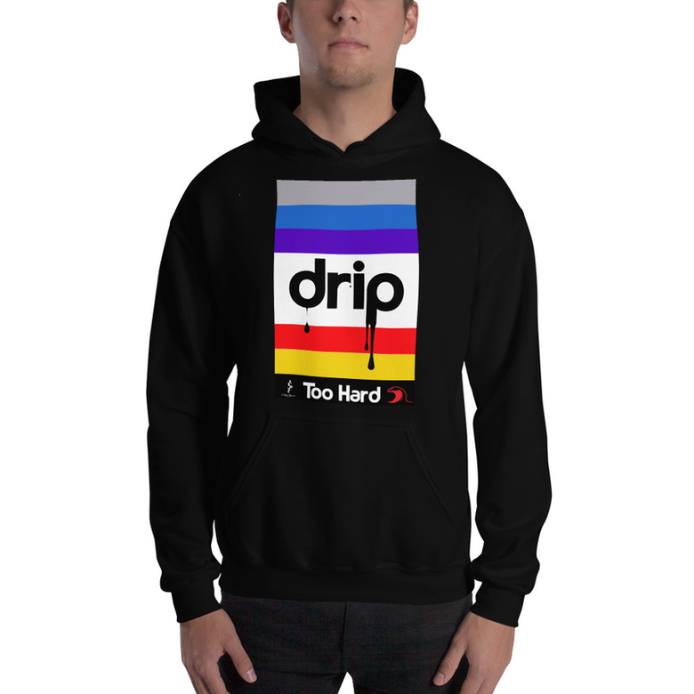 "Image of MENS ""DRIP TOO HARD"" HOODIE"