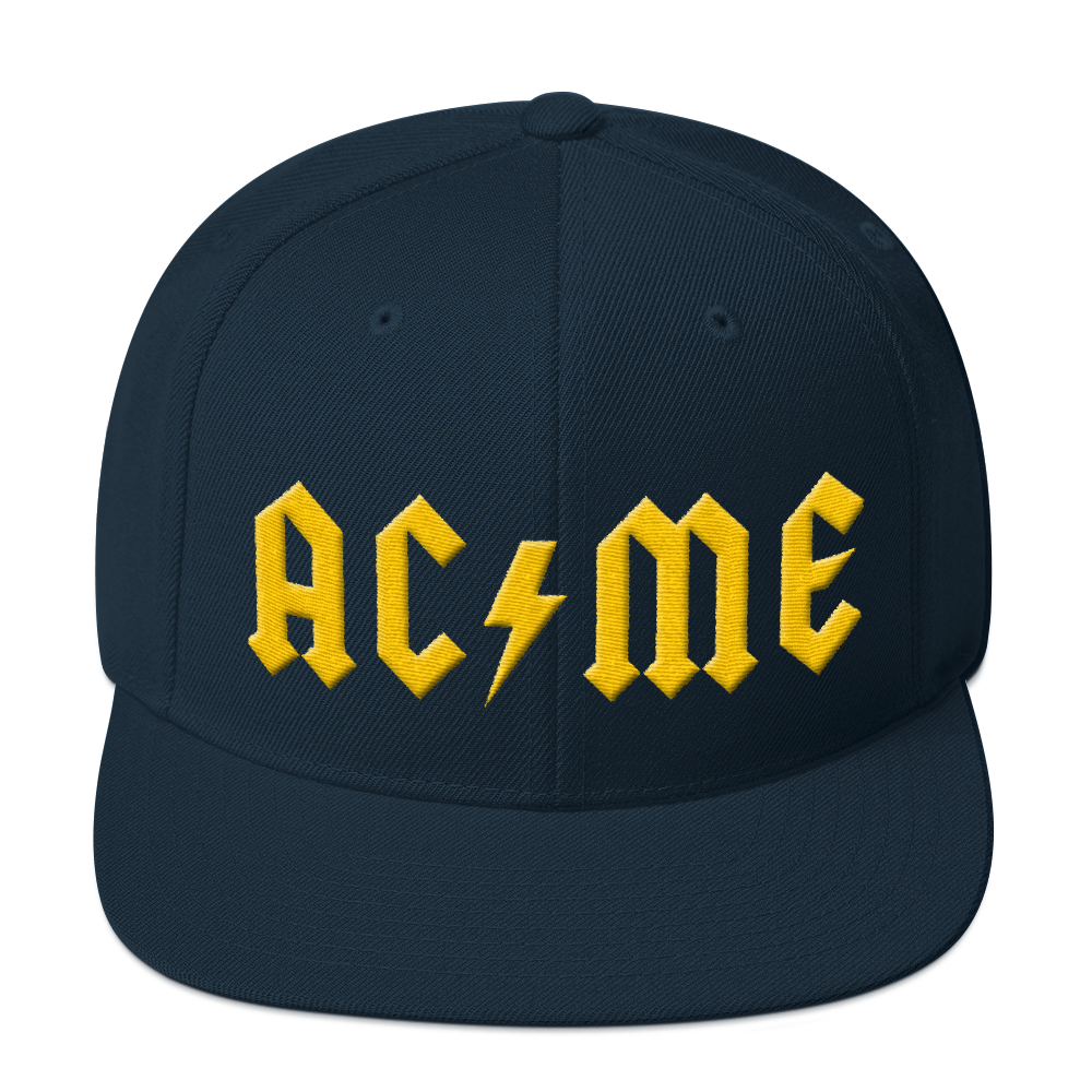 Image of ACME BOLT SNAPBACK