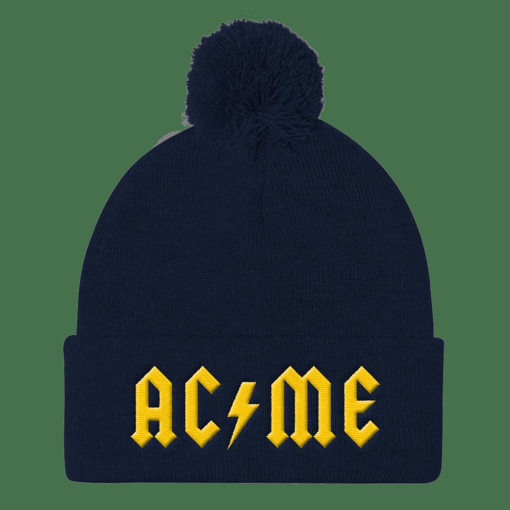 Image of ACME Rock Pom Pom Beanie