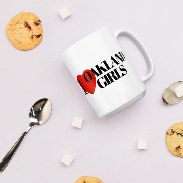 Image of Oakland Girl Coffee Mug