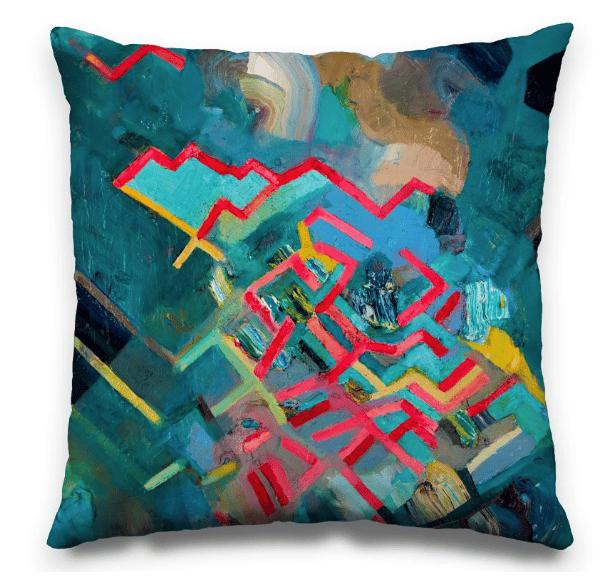 Image of Lightning Pillow