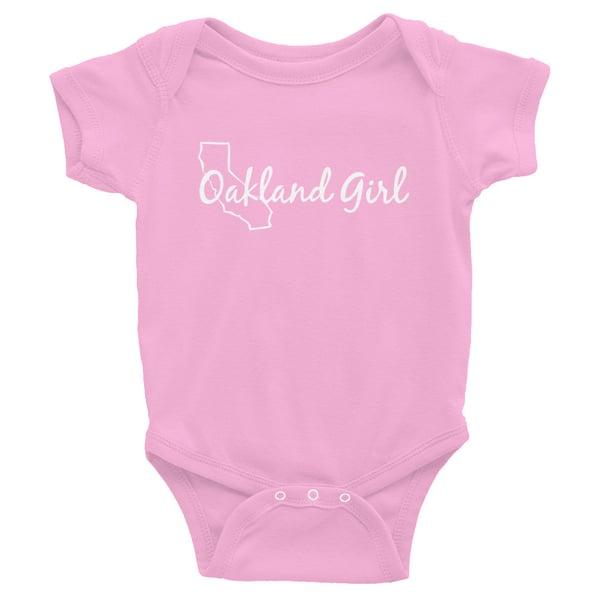 Image of Oakland Baby Onesie