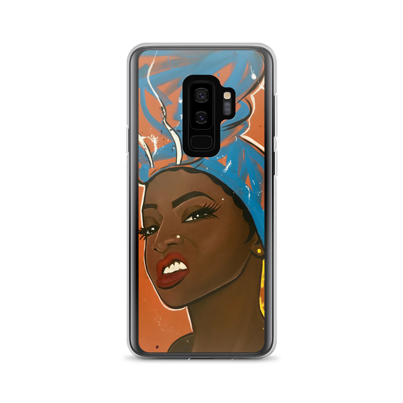 Image of Try Me Samsung Case