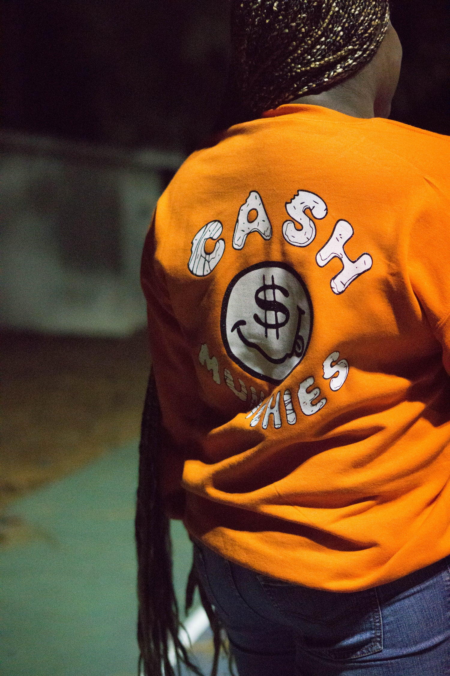 Image of Reversible Cash Munchies Krew