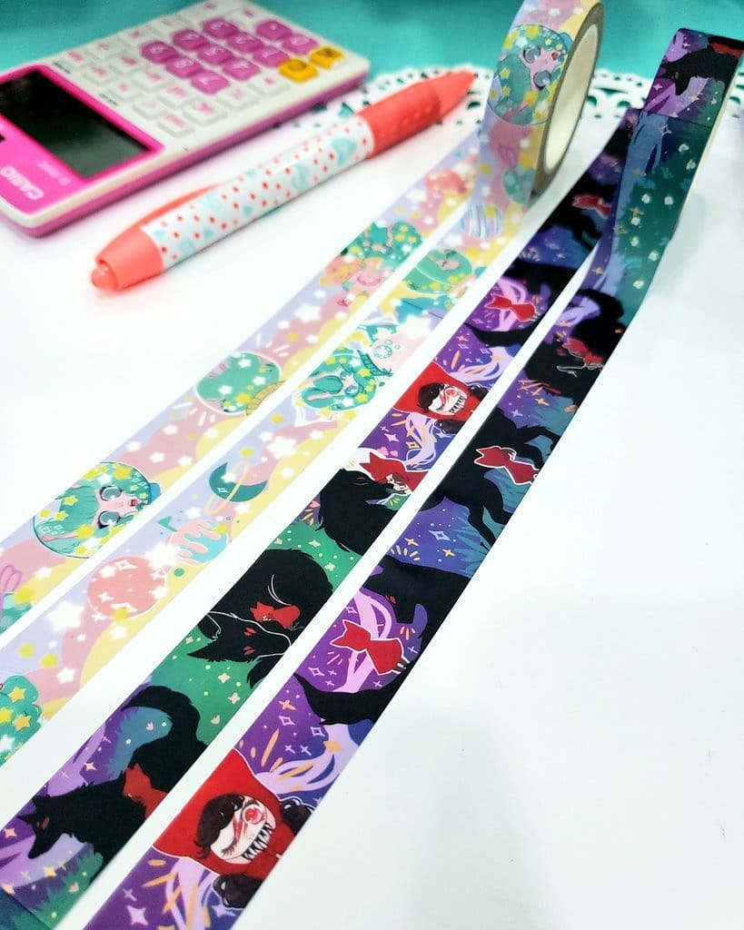 Image of OC Washi Tape