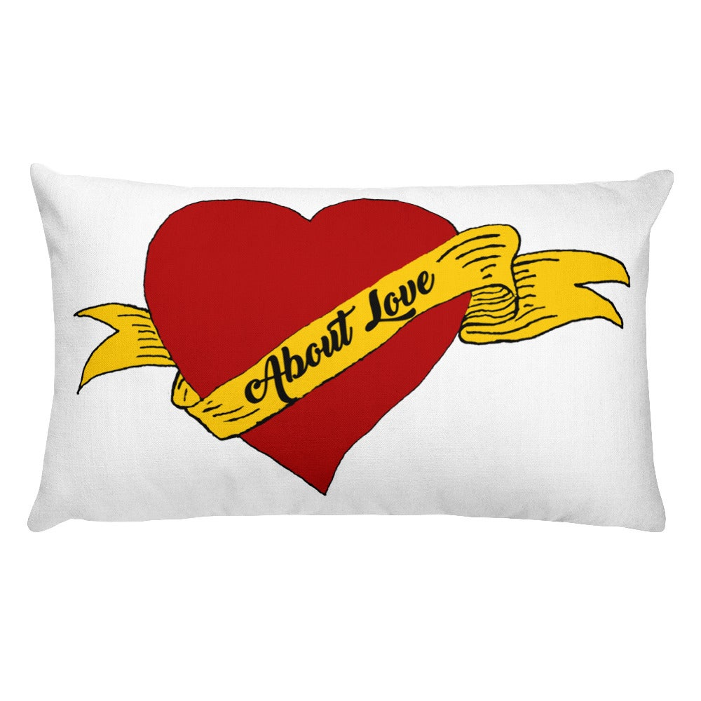 Image of About Love Pillow Collection